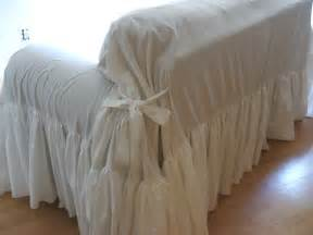 sofa shabby chic shabby chic sofa slipcoverthrow by mythymecreations on etsy