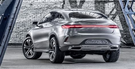 the new rival mercedes coupe suv concept previews x6 rival image 242561
