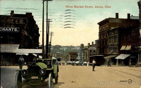 L Post Akron Ohio by West Market Akron Ohio Geneology