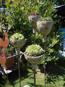 Töpfern Für Den Garten : t pfern f r den garten dekoration bild idee ~ Articles-book.com Haus und Dekorationen