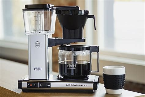 This machine delivers warmer coffee—without sacrificing. Technivorm Moccamaster: Best Drip Coffee Maker for Coffee Snobs - The Kitchen Witches