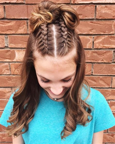 trendy braided hairstyle   style statement