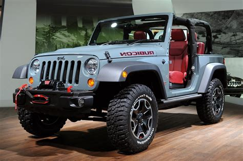2017 Jeep Wrangler Unlimited Rubicon Redesign