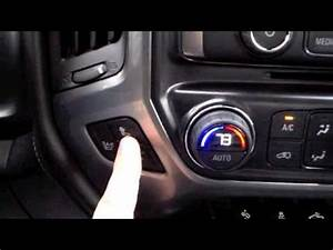 How To Use Heated  U0026 Cooled Seat Feature In A 2015
