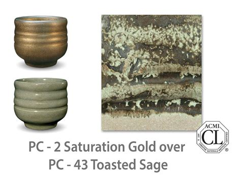 Pc-02 Saturation Gold Over Pc-43 Toasted Sage Reptile Heat Lamps Pretty Lamp Baseball Table Solar Post Lights Deco Stained Glass Wholesale Olivia Halogen Flood