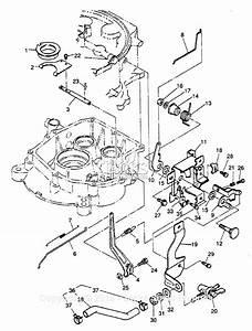 Robin  Subaru W1 Speed Control