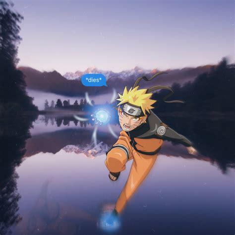 Aesthetic Anime Pfp Naruto Vaporwave Naruto By