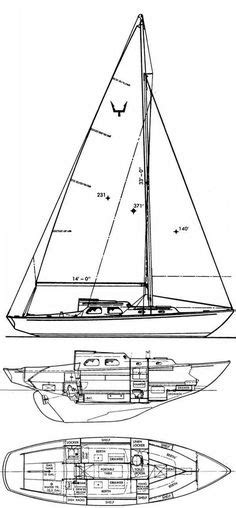 Catamaran Technical Drawing by Technical Drawings Of Sail Boats Practice Pinterest