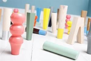 Ikea Pied De Meuble : customiser vos meubles avec des pieds color s des id es pour la d coration et le bricolage ~ Dode.kayakingforconservation.com Idées de Décoration