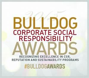 Winners of the 2015 Bulldog Corporate Social ...