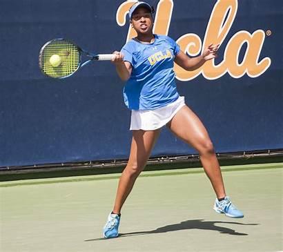 Tennis Match Ucla Overcome Pepperdine Wednesday Looking
