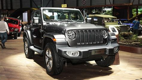 2019 Jeep Wrangler Auto Show by 2019 Jeep Wrangler Unlimited Mopar Exterior And