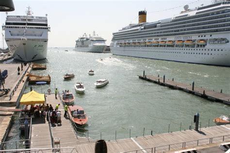 Porto Di Venezia by Il Porto Di Venezia Ecosostenibile E Al Risparmio News