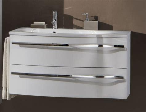 waschtisch 90 cm breit marlin bad 3160 motion waschtisch mit unterschrank 90 cm breit becken links badm 246 bel 1