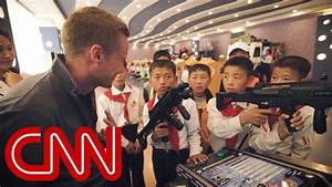 CNN reporter to N. Korean child: Do you want to shoot me ...