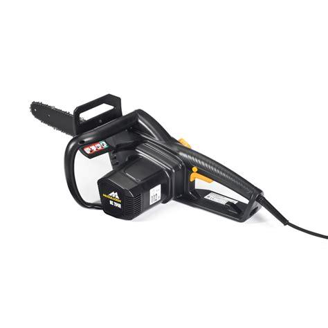 McCulloch Electric Chainsaw 2000W SKU 00177978   Bunnings
