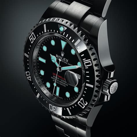 Rolex Sea-Dweller 126600 Oyster Perpetual 50th Anniversary ...