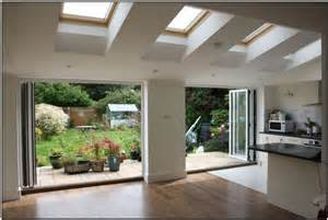 open floor plans house plans transform your home for summer with kitchen extensions in