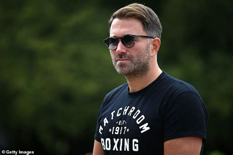 sport news Eddie Hearn admits concerns over Conor Benn ...