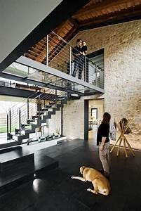 le garde corps mezzanine jolies idees pour lofts avec With deco de terrasse exterieur 16 mezzanine chambre bureau design industriel cdesign