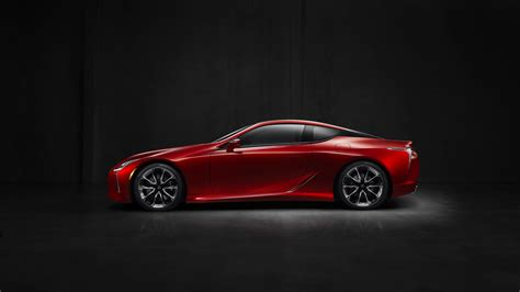 2017 Lexus Lc 500 And Lc 500h