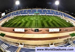 World Stadiums - Prince Abdullah Al-Faisal Stadium in Jeddah