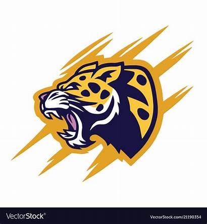 Leopard Vector Mascot Clipart Puma Clipground Vectors