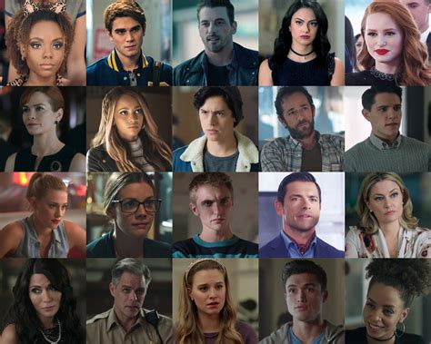 Name The Riverdale Characters Quiz - By OMG_KIeara