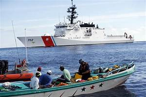 Coast Guard Brings In More Technology To Fight Drug