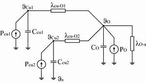 Thermal Circuit Of Two