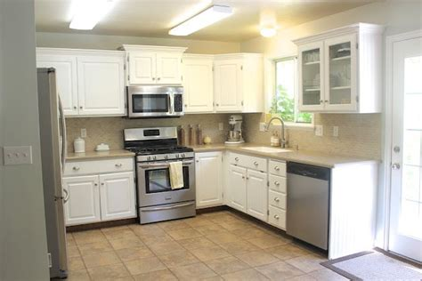 kitchen cabinet makeover ideas on a budget big kitchen makeover on a budget budget kitchen 9651