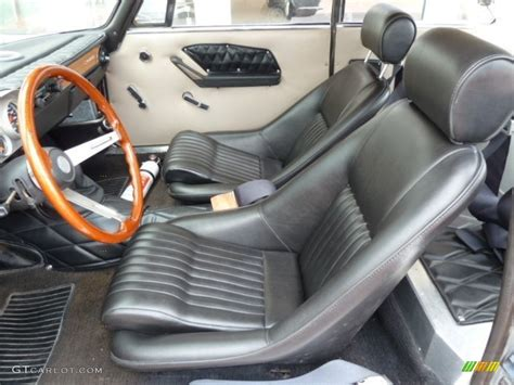 Alfa Romeo Gtv6 Interior. Black Interior 1974 Alfa Romeo