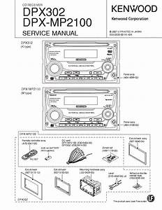 Kenwood Dpx302 Wiring Diagram