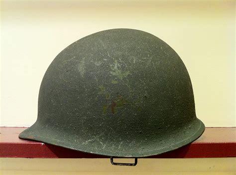 helmet shell world war   vietnam