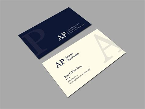 Best Visiting Card Professional Business Cards 18 Designs To Admire