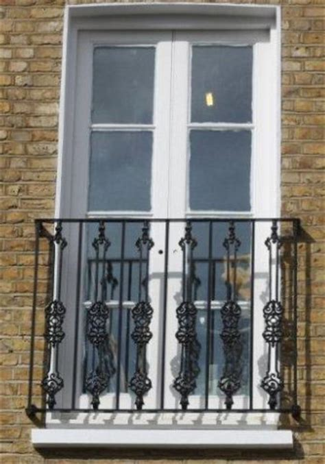bespoke juliet balconies british sprials castings