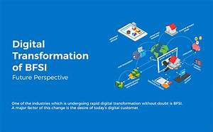 Infographic | Digital Transformation for BFSI - Future ...