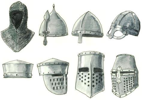 Medieval Helmets By Kluwe On Deviantart