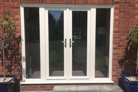 upvc french doors  cheddar somerset majestic designs
