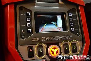 Polaris Slingshot Oem Style Dash Switch
