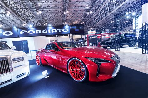 Forgiato Takes Over The 2018 Tokyo Auto Salon