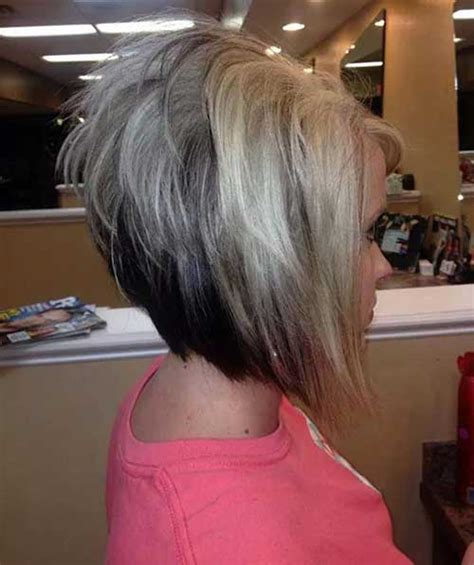 incredible stacked haircuts pictures  stacked