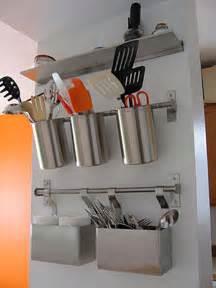 Small Kitchen Wall Storage