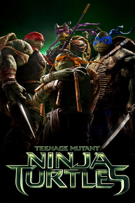 Teenage Mutant Ninja Turtles DVD Release Date   Redbox ...