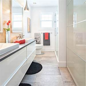 beautiful modele de salle de bain al italienne 5 With modele de salle de bain al italienne