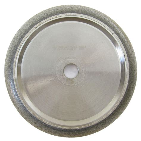 Bullnose Tile Blade by Archer Usa 6 In X 1 2 In Demi Bull Nose Profile Wheel