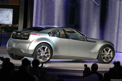 2007 Chevrolet Volt Concept Gallery | Chevrolet ...