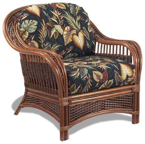 rattan chair tigre bay tropical furniture by