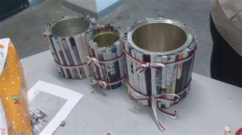 ideas divertidas  utiles  reciclar latas de conservas