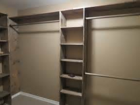 DIY Walk-In Closet Design Ideas